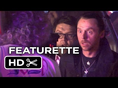 The World's End Featurette - Simon Pegg (2013) - Cornetto Trilogy Film HD