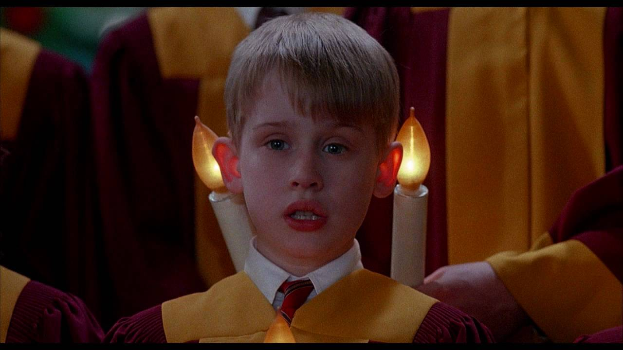 """HD Home Alone 2: Lost in New York » """"Christmas Star"""" OST - YouTube"""