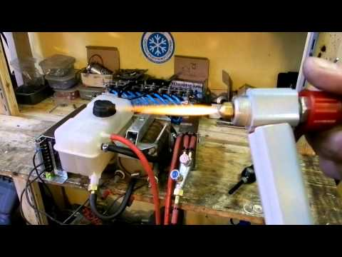 HHO-BOX 3 (ion) Испытание нового водородного генератора