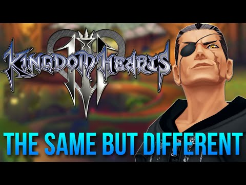 Kingdom Hearts 3 News - The Same But Different - Tai Yasue Interview