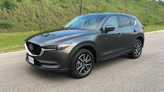 2017 Mazda CX-5 GT - Review