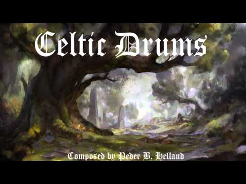 Celtic Music - Celtic Drums (Instrumental Celtic Dance Music...