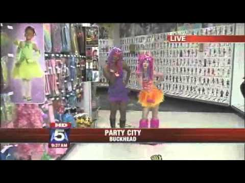 Party City Adult Costumes on FOX ATL