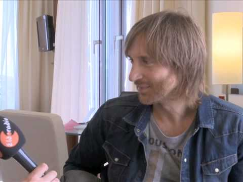 Interview David Guetta (en français) / Eldoradio