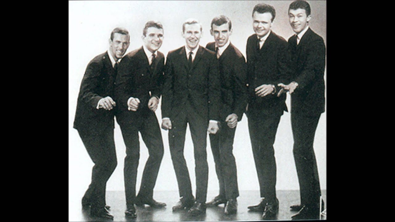 The Hawks - Farther Up The Road (1961) - YouTube