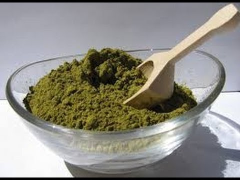 How To Make Henna Paste At Home. DIY. Easy Recipe For Henna - Mehendi For Hands