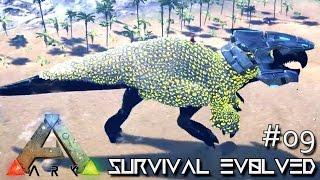 ARK: ANNUNAKI GENESIS - BIONIC DODO REX & DIRE WOLF !!! E09 (ARK SURVIVAL EVOLVED GAMEPLAY)