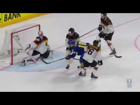 чм по хоккею 2017 Германия Швеция