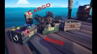 How to Complete Cargo Runs (EVERYTHING YOU NEED TO KNOW) | Sea of Thieves