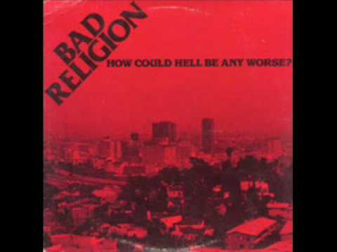 Bad Religion - Damned To Be Free