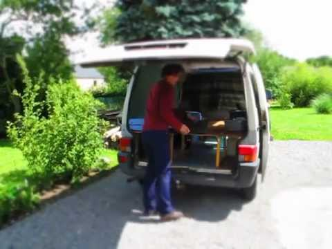 quickest vw t4 camper conversion