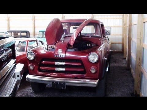 1956 Dodge D100 4x4 Pickup 318 V8
