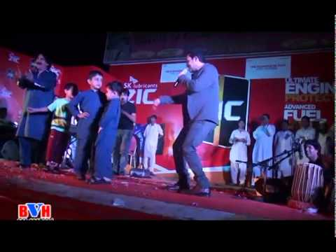 Rahim Shah New Live Song 2015 - Mama De video