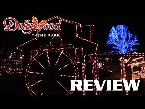 Smoky Mountain Christmas Review Dollywood 2016
