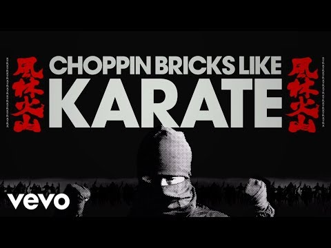 Future featuring Lil Wayne - Karate Chop (Remix) (lyric)
