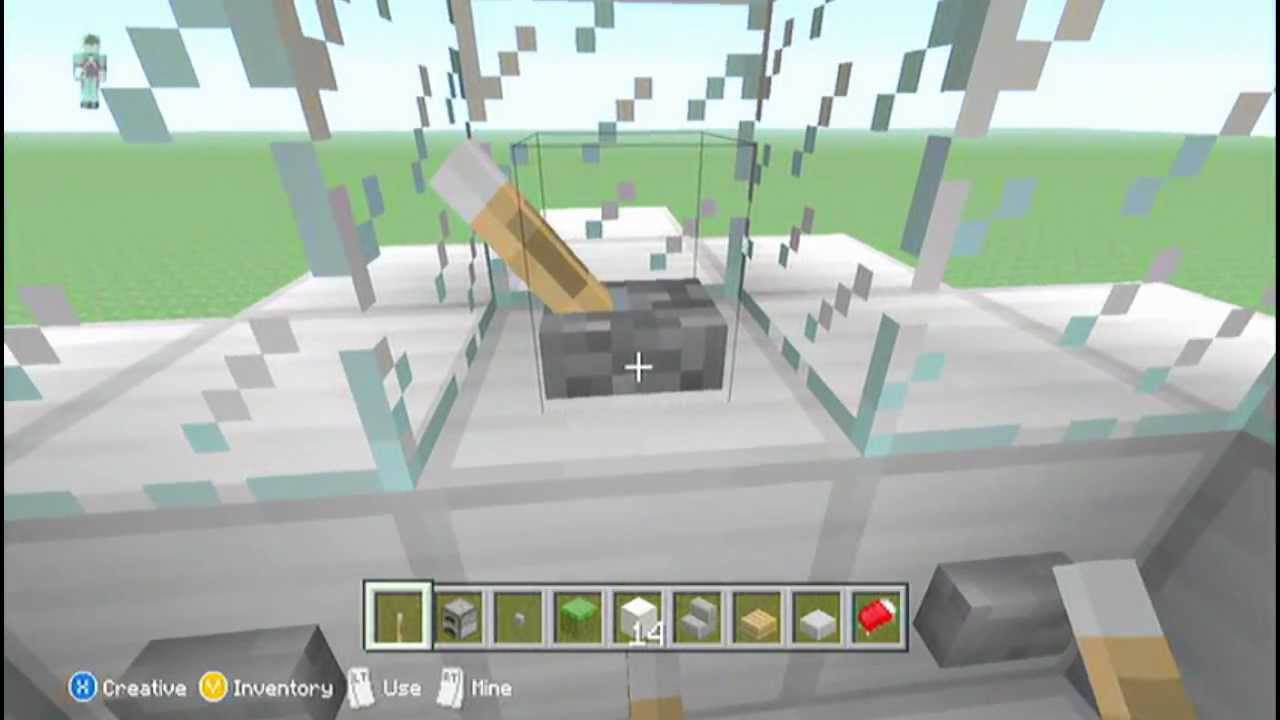 Lets Build an Airport Minecraft Xbox 360 #1 - YouTube