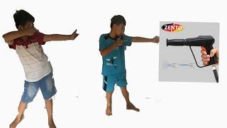 Funny Dveil GAME – Phá tan cơn nóng trong phòng tắm và cũng cùng khẩu súng siêu mạnh