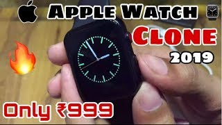 Apple Watch ⌚️ Series 4 CLONE Review Only ₹999 🔥