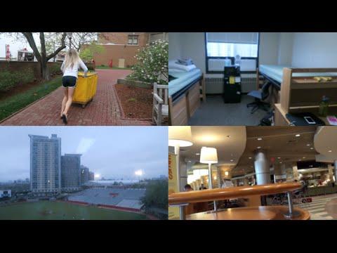 MOVE OUT DAY: BOSTON UNIVERSITY (VLOG)!