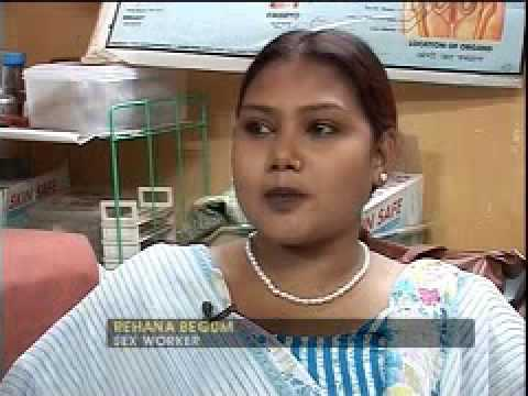 NewsX Video: Kolkata sexworkers  as poll personnel
