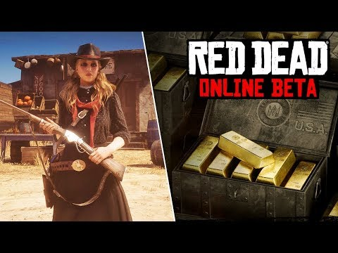 Red Dead Online - BIG NEWS! Early 2019 DLC Plans & Gold Bar Prices Are Ridiculous! (Breakdown)