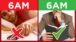 10 Mistakes That Screw Up Your Mornings | Tips To Create An Amazing Morning Routine | RMRS