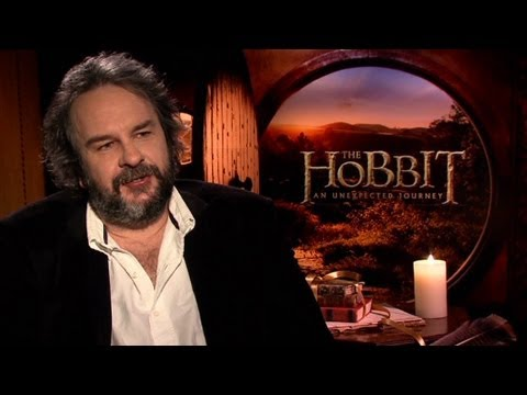 Peter Jackson talks about 'The Hobbit'