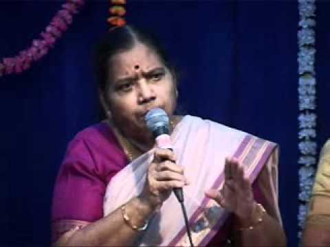 Smt.Malini Rajurkar Classic Speech Part1