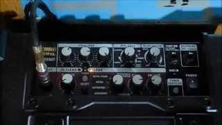 CUBE 20XL (Roland) 6 Lead Modes - Hum bucking (ハムバッカー)