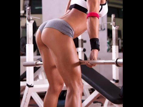 Girls Are Awesome. Fitness Crossfit Girls. Sexy. video