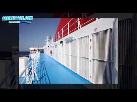 NISSOS MYKONOS - Interiors and Exterior Spaces ( Slide Show presentation Full HD )