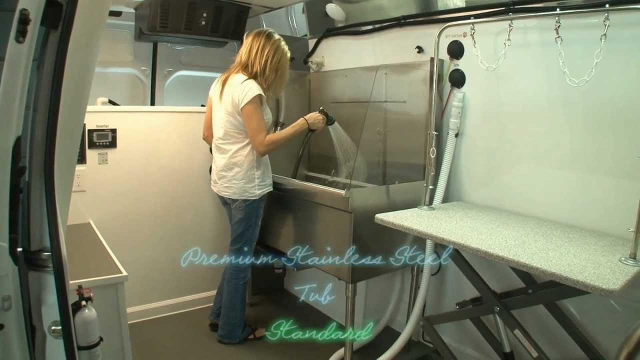 Grooming Vans | Autos Weblog