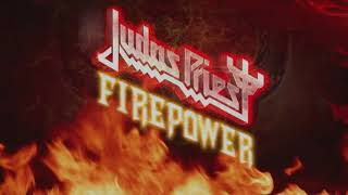 JUDAS PRIEST - Firepower (teaser)