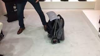 Coming Soon: 2018 Diono Traverze Stroller