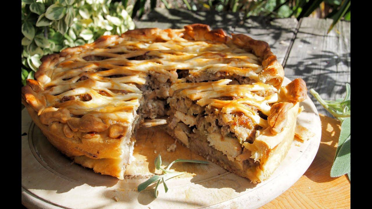 Пироги с солеными грибами пошаговые рецепты