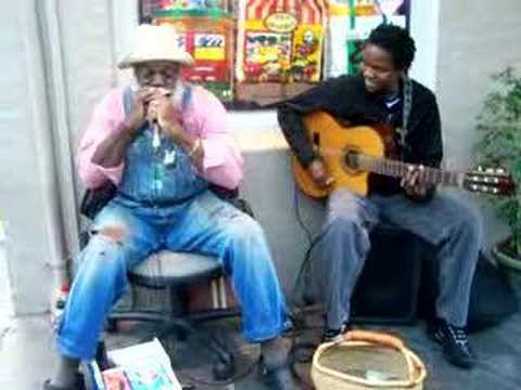 French Quarter Jazz-Blues Musicians