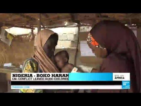 Nigeria-Boko Haram: conflict leaves 50,000 children at risk of starvation
