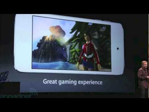 NEW Apple iPod Touch 5th generation - EVENT 2012 Music Videos