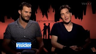 Jamie Dornan & Cillian Murphy - Anthropoid Interview with The Insider