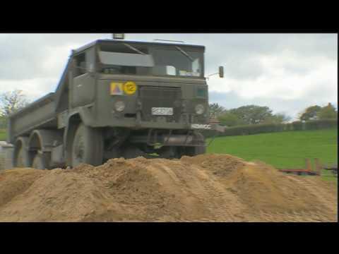 Tank Day Hamilton New Zealand Military vehicles and tanks on the run