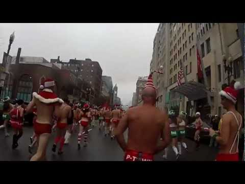 0 Santa Speedo Run raises over $1 million