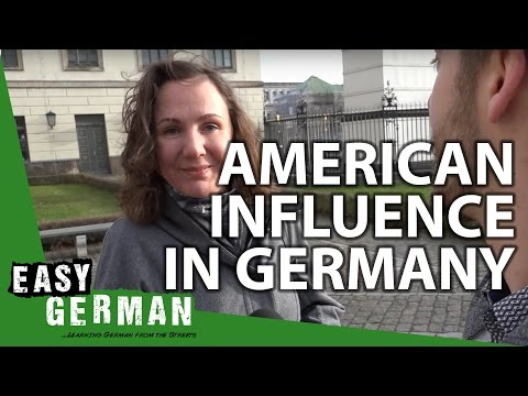 Easy German 118 - American culture and its influence on Germany