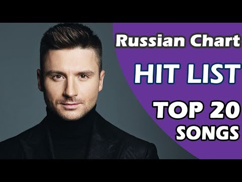 Top 20 Songs in Russia of November 5 , 2017 (Хит Лист)