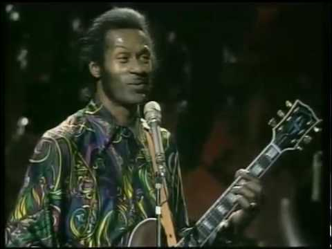 Chuck Berry  1972 ~ My DingaLing