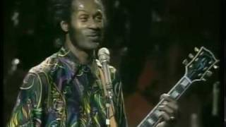Chuck Berry Live 1972 My Ding A Ling