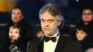 Watch Andrea Bocelli Mattinata video