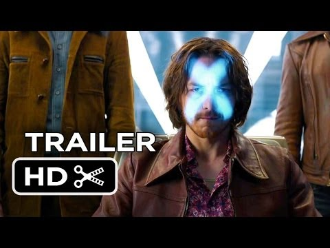 X-Men: Days of Future Past Official Trailer #1 (2014) - Hugh Jackman Movie HD