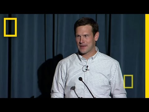National Geographic Live! - Andrew Skurka: Trekking the Wild North
