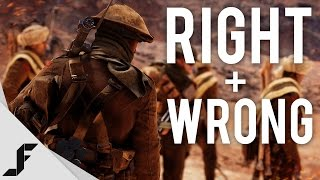 Battlefield 1 - EVERYTHING RIGHT AND WRONG