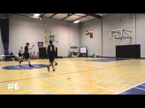 The Microwave: Team Esface's James Beckwith heats up fast and sets 3-point record MP3